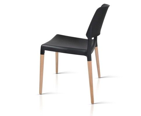 BA TW M2503 086 BKX4 04 - Cafe Belloch Chair - Black