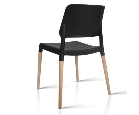 BA TW M2503 086 BKX4 06 - Cafe Belloch Chair - Black