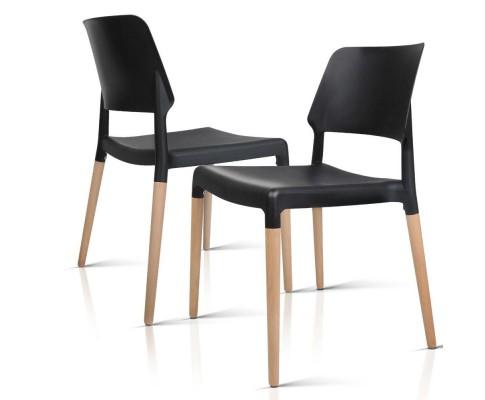 BA TW M2503 086 BKX4 07 - Cafe Belloch Chair - Black