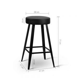 BA TW V17 T5095 BKX2 01 300x300 - Ryan Bar Stool - Black