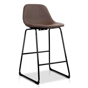 Corby 2 300x300 - Corby Bar Stool - Brown