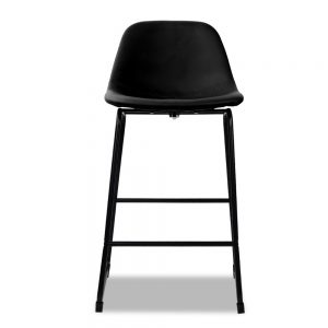 Corby 4 1 300x300 - Corby Bar Stool - Black