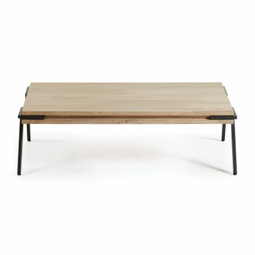 Disset1WoodCoffeeTable 500x500 - Disset Oak Coffee Table