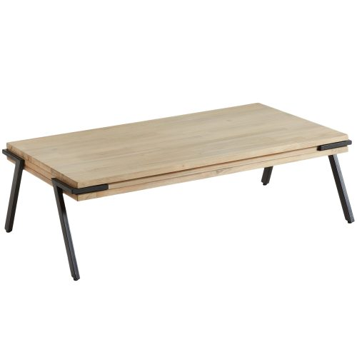 DissetWoodCoffeeTable 500x500 - Disset Oak Coffee Table
