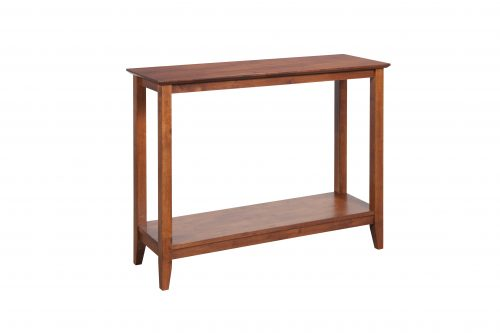 Quadrant Console Table AM 500x333 - Quadrat Console Table Antique Maple