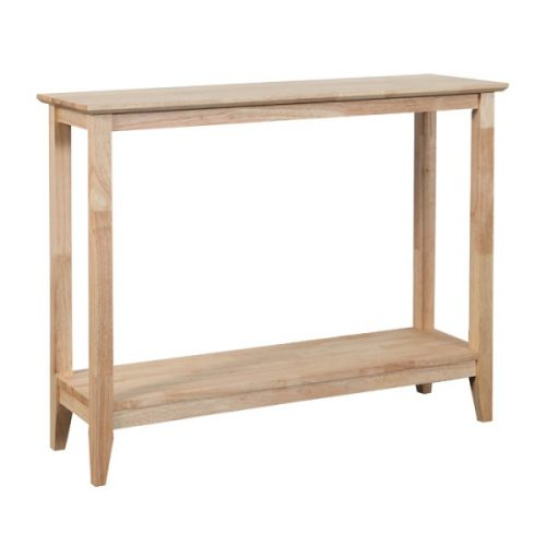 Quadrat Console Table 500x500 - Quadrat Console Table Natural