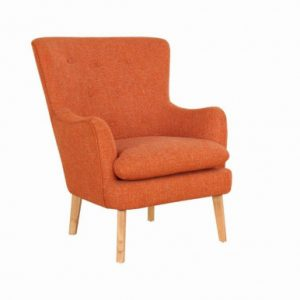 brighton  300x300 - Brighton Chair - Orange