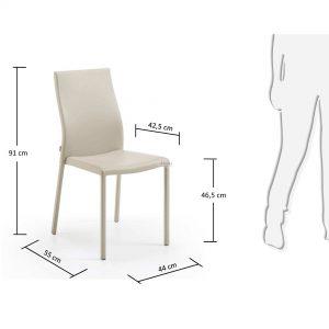 c039u38 3m 300x300 - Aura Dining Chair - Pearl