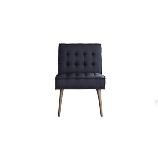 malibu charcoal - Malibu Accent Chair - Charcoal