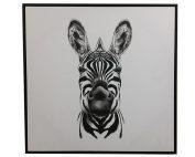 E533112 1 177x142 - Ziggy Zebra Print - Black & White