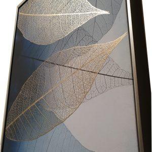 leon2 300x300 - The Leon Leaf Framed Canvas