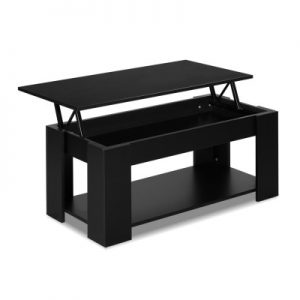 FURNI G COF LIFT BK 00 300x300 - Cindy Lift Up Top Coffee Table-Black