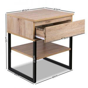 FURNI G IND BSIDE 02 WD 01 300x300 - Archie Bedside Table