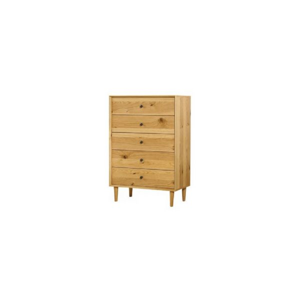 Halifax Tallboy 600x600 - Halifax 5 Drawer Tallboy