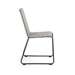 Meggie 9 300x300 - Meggie Dining Chair - Grey