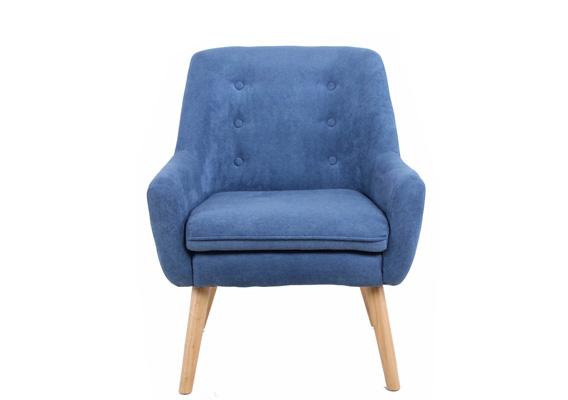 Orion Accent Chair Blue - Orion Accent Chair - Blue