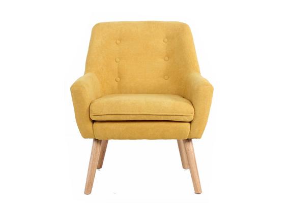 Orion Accent Chair Yellow - Orion Accent Chair - Yellow