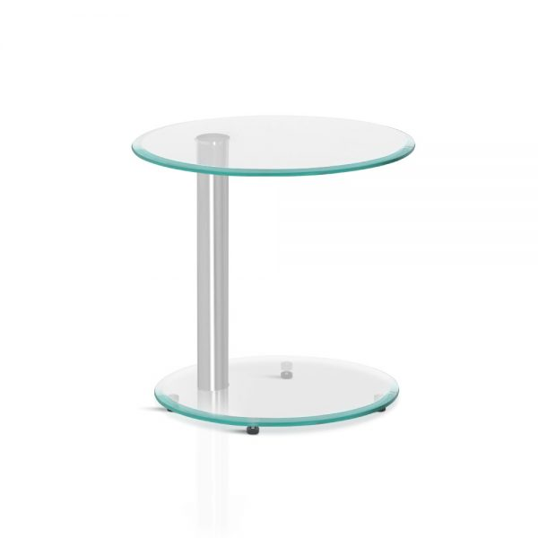 Orvit 1 600x600 - Orvit Glass Side Table