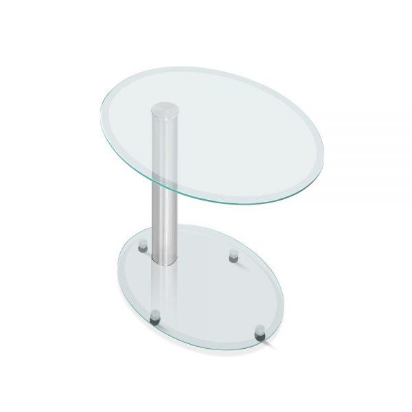 Orvit 3 600x600 - Orvit Glass Side Table