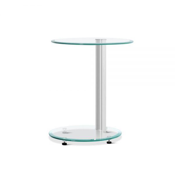 Orvit 5 600x600 - Orvit Glass Side Table