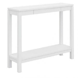 VCT 032 W 300x300 - Cubist Console Table - White