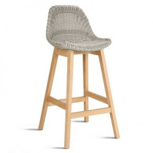 BA I 3018 WHX2 00 300x300 - Lambert Wicker Bar Stool