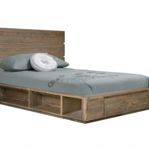 PS0046 300x300 - Portsea Bed Frame - King Single