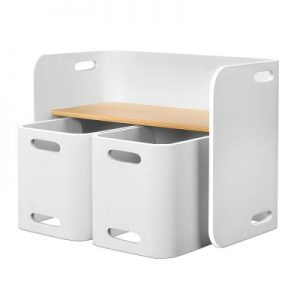 bent b kid tab03 nt wh 00 300x300 - Emmy Table & Chairs