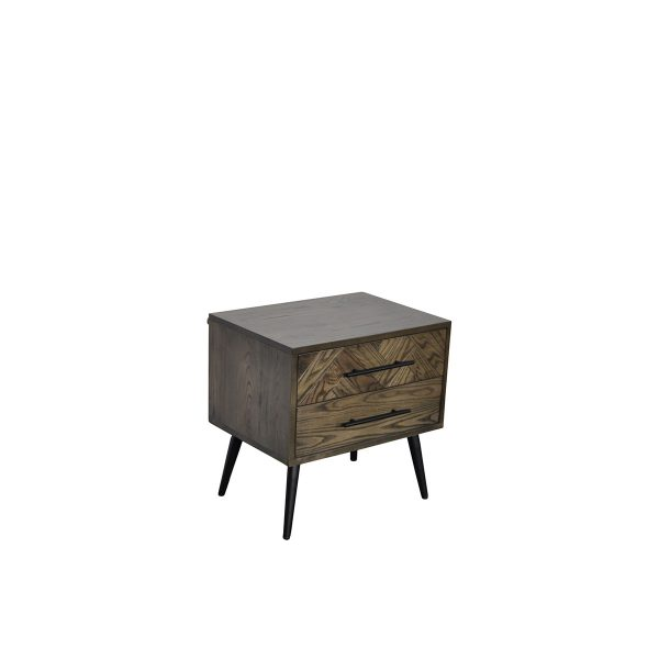 tou black bedside 02 1 600x600 - Toulouse Bedside Table