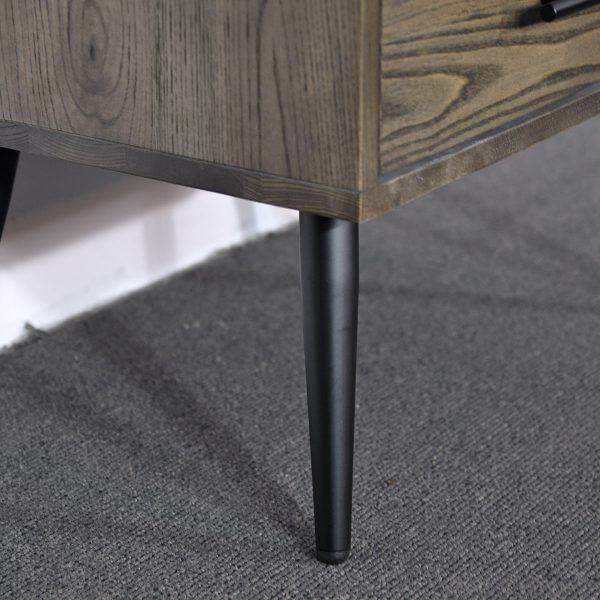 tou black bedside 04 600x600 - Toulouse Bedside Table