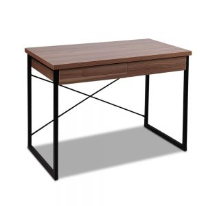 MET DESK 118 WN 00 300x300 - Zoe Desk Walnut