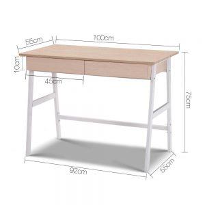 MET DESK 308 OA 01 300x300 - Zarah Metal Desk