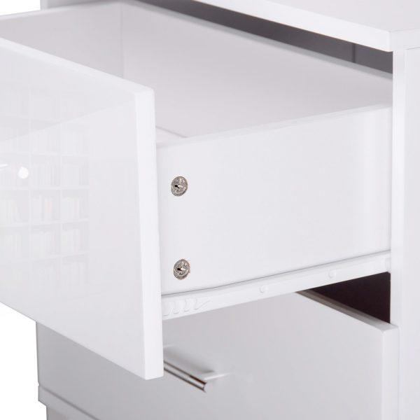 furni gloss side wh 04 600x600 - Jo Hi Gloss White Bedside