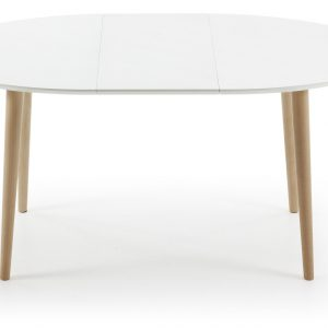 oakland1 300x300 - Oakland Extension Dining Table - White
