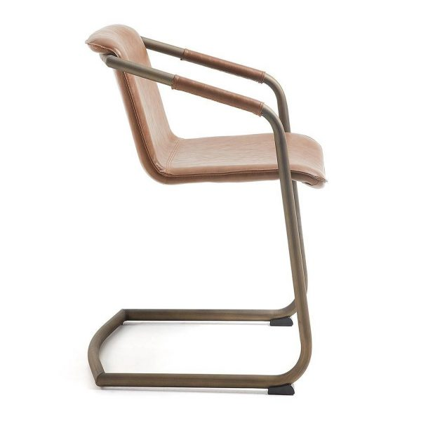 trion2 600x600 - Trion Dining Chair - Rust