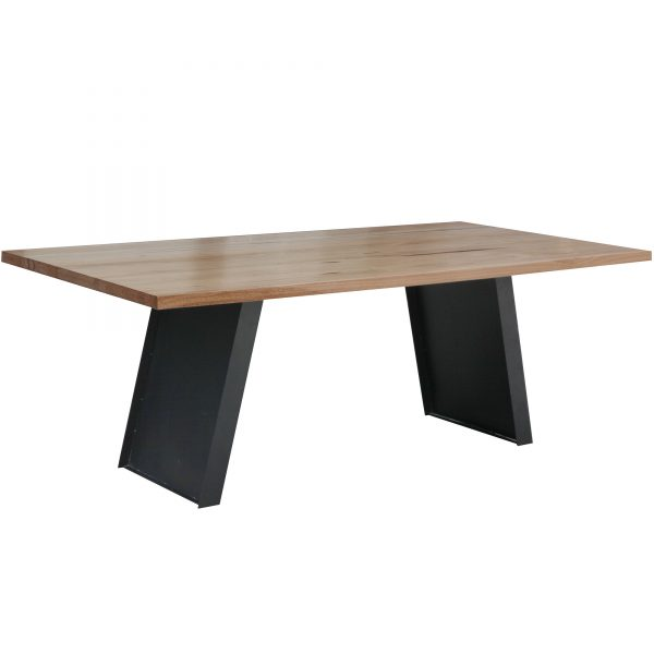 Atlantic 15 600x600 - Atlantic 2100 x 1050 Messmate  Dining Table