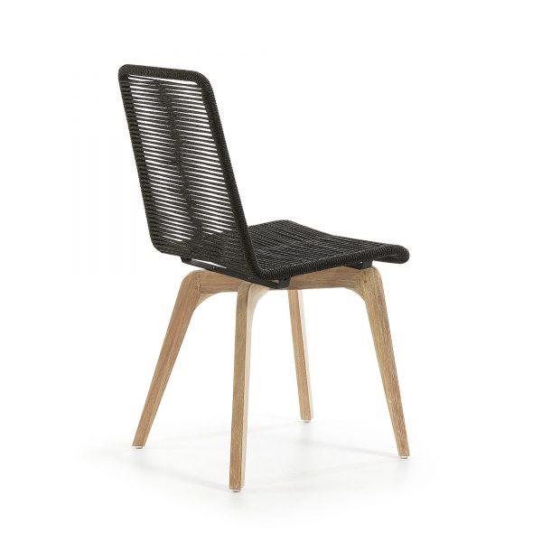 Glendon 3 600x600 - Glendon Dining Chair - Black