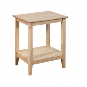 K40.15 Quadrant Rect Lamp Nat 300x300 - Quadrat Side Table - Natural