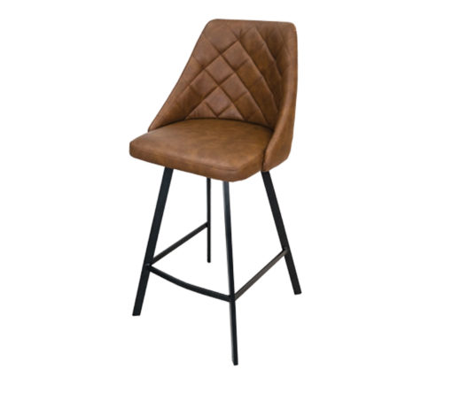 KENNA barstool Rust 510x444 - Kenna Bar Stool - Rust