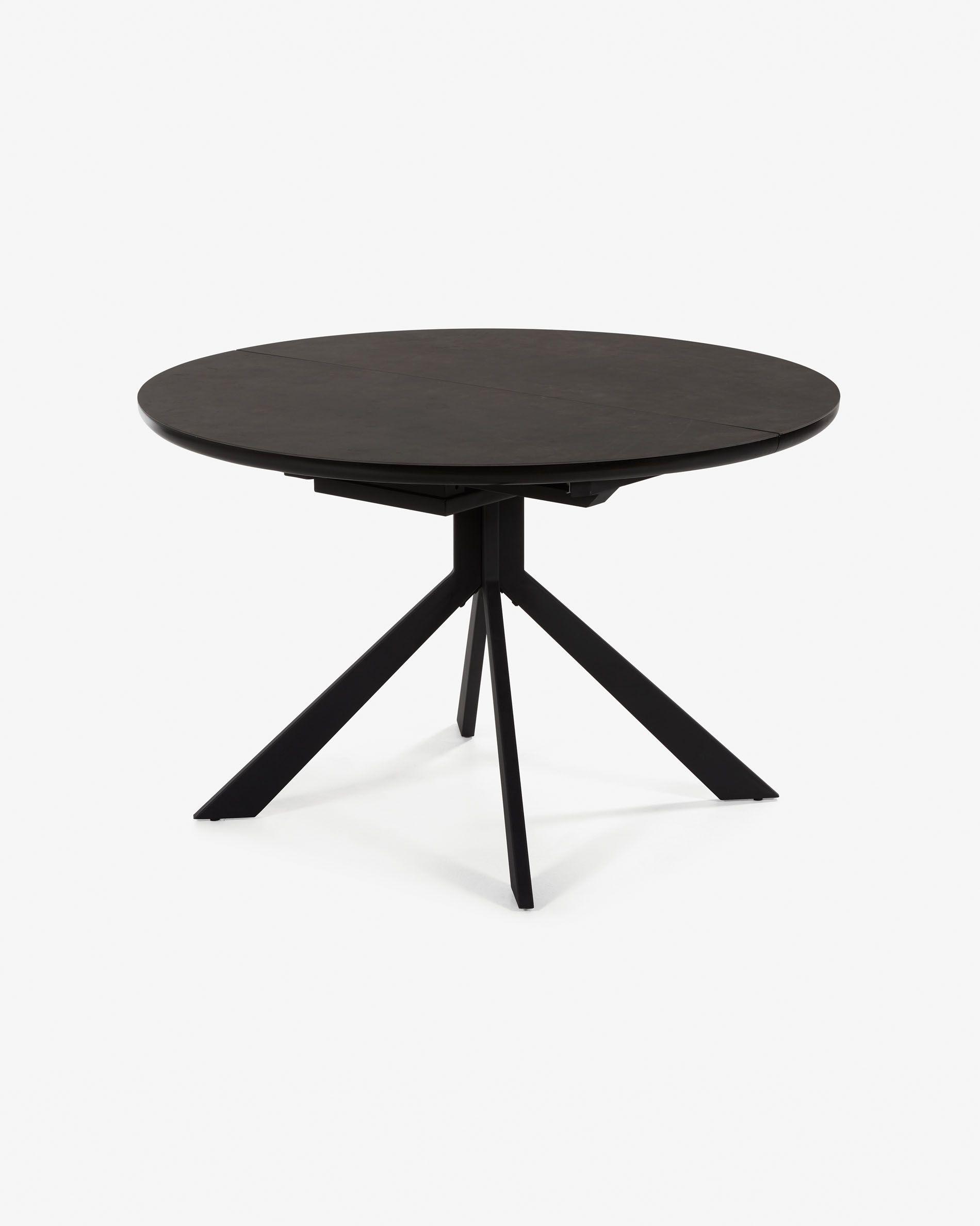 Haydee Extension Table 120cm 160cm Moorabbin Home Furnishers