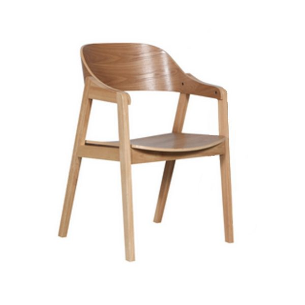 DC0026 600x600 - Norway Dining Chair - Natural