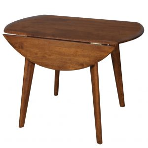 DC0037 300x300 - Drop-Side Round Dining Table Teak