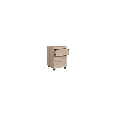 045275 0 - Oxford Mobile Pedestal - 3 Drawers