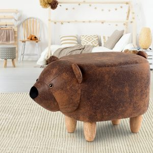 UPHO C ANIMA BEAR BR 06 300x300 - Benny Bear Animal Stool
