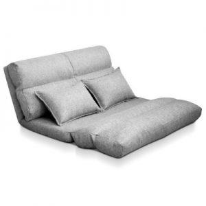 FLOOR SBL 200LIN S GY 00 300x300 - Argus Floor Lounge Sofa Bed - Grey