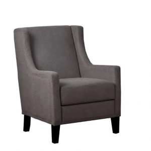 Madrid Armchair Charcoal29208 300x300 - Madrid Accent Chair - Charcoal