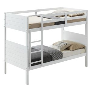 v well 01 kit 300x300 - Welling Single Bunk Bed - White