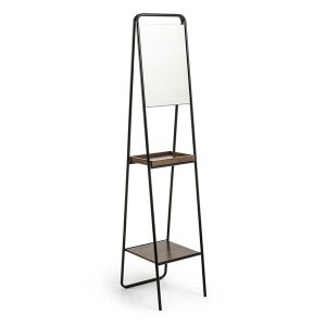 Benji Standing Mirror from La Forma 300x300 - Benji Mirror & Shelf