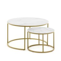 CC1283C05 0 - Leonor Set of 2 Tables