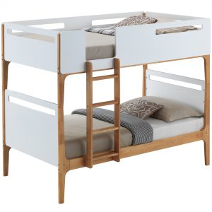 Hayes 300x300 - Hayes Bunk Bed - White